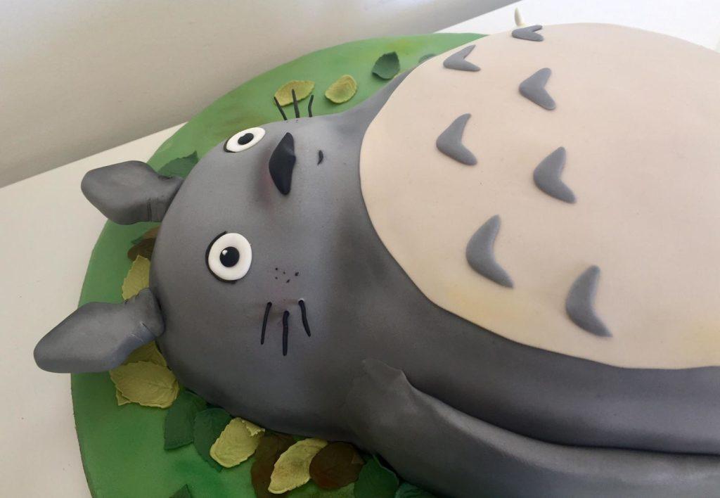 Totoro vista lateral